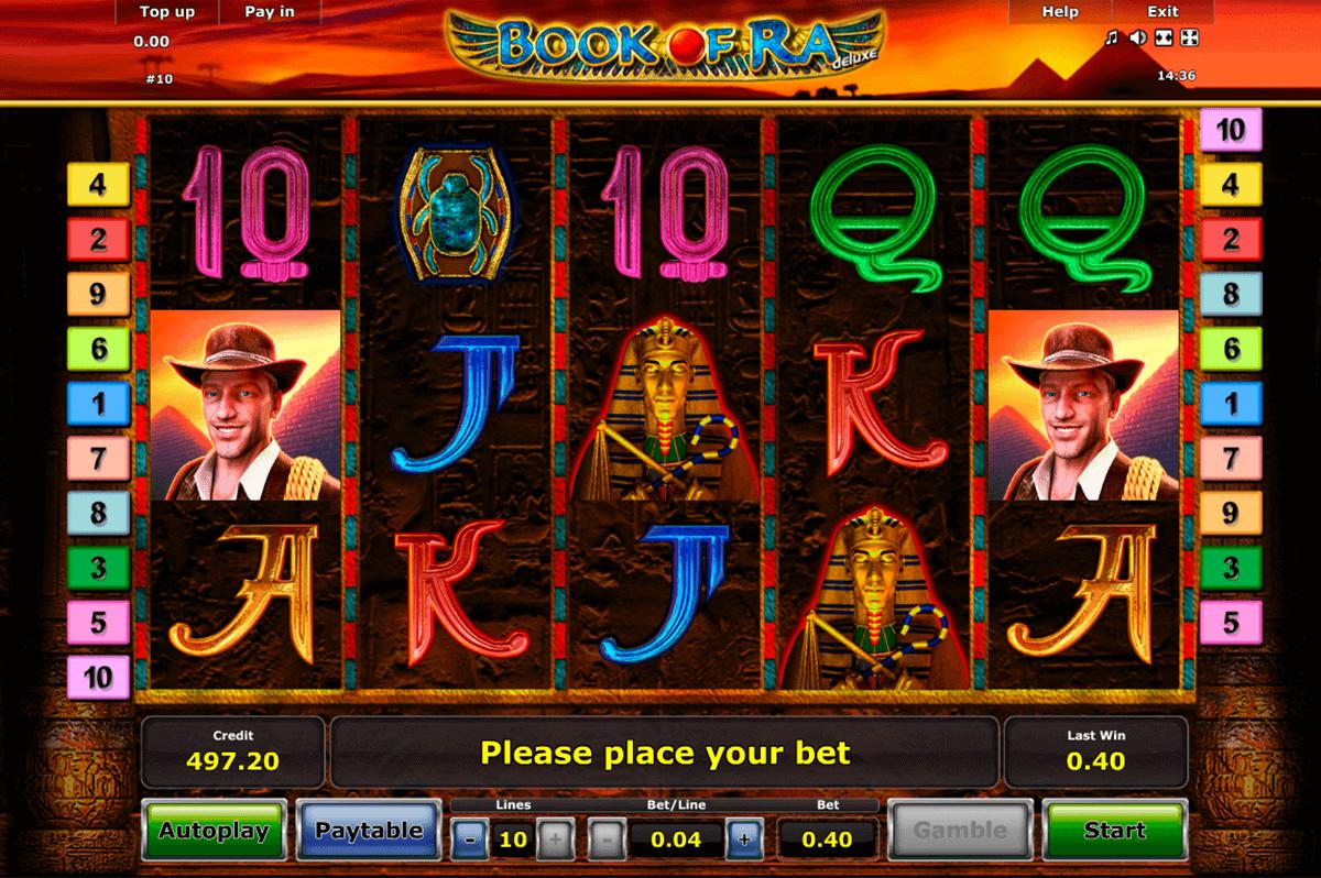 Испытай водоворот эмоций на игровом слоте «Book of Ra» в казино Риобет зеркало